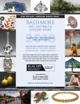Baltimore Art Antique & Jewelry Show